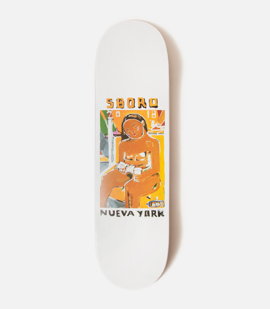 5Boro X MKG Subway Girl Deck