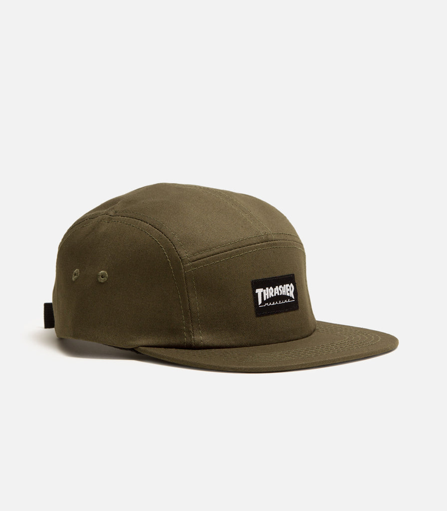 Thrasher 5-Panel Hat