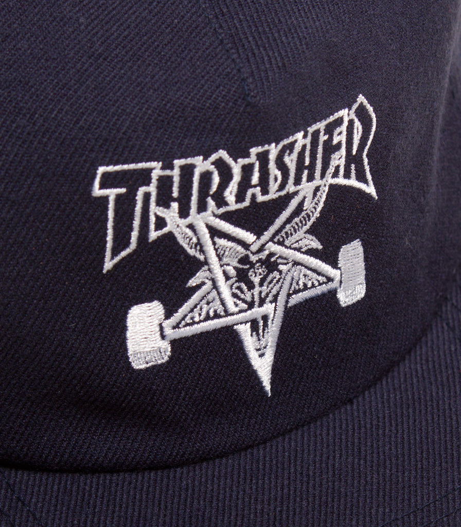 Thrasher Skategoat Wool Blend Snapback Hat