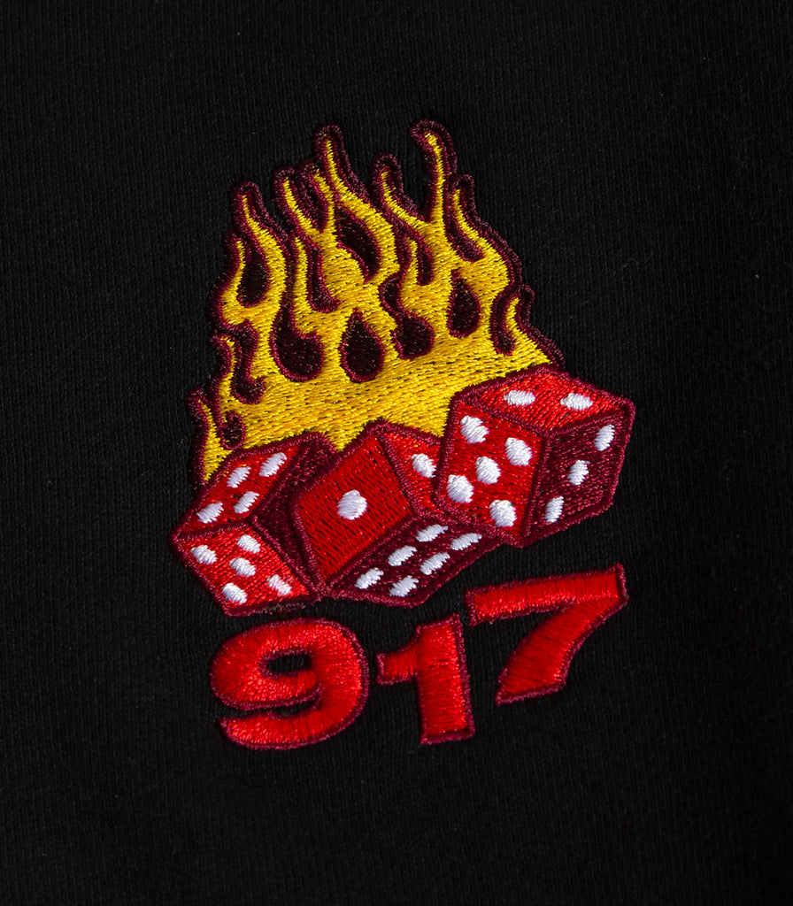 Call Me 917 Hot Dice Pullover