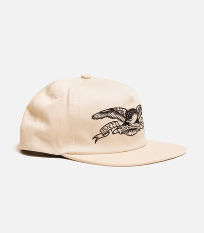 Antihero Basic Eagle Snapback Hat