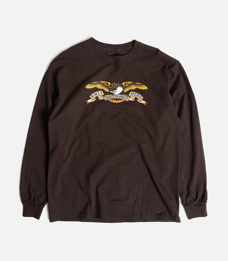 Antihero Eagle Long Sleeve T-Shirt