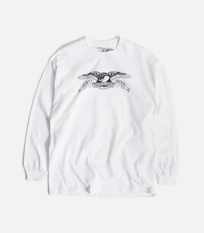 Antihero Basic Eagle Long Sleeve T-Shirt