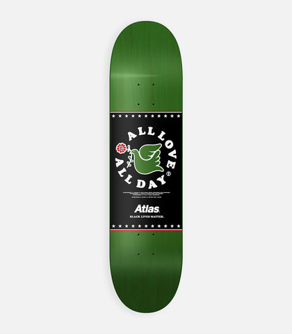 Nate Hooper for the Atlas Community Service Project Deck