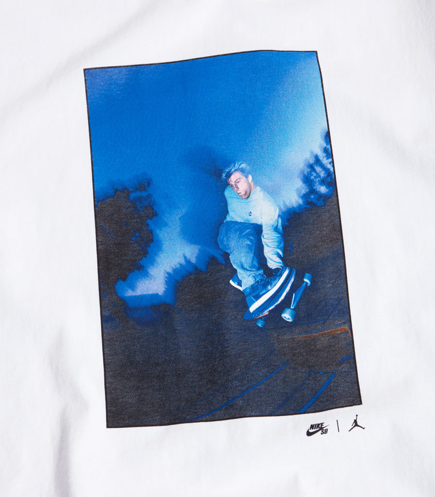 Nike SB X Jordan X Atlas Bryce Kanights Bryce Photo T-Shirt