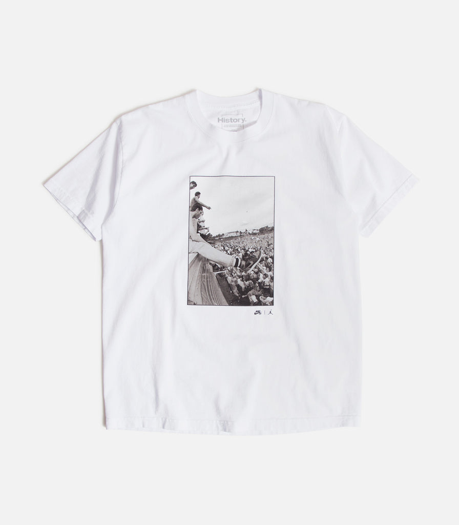 Nike SB X Jordan X Atlas Bryce Kanights Crowd Photo T-Shirt