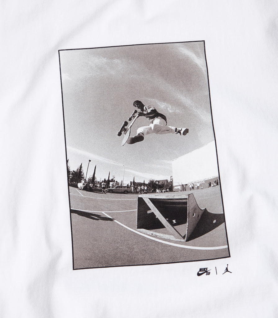 Nike SB X Jordan X Atlas Bryce Kanights Tommy Photo T-Shirt