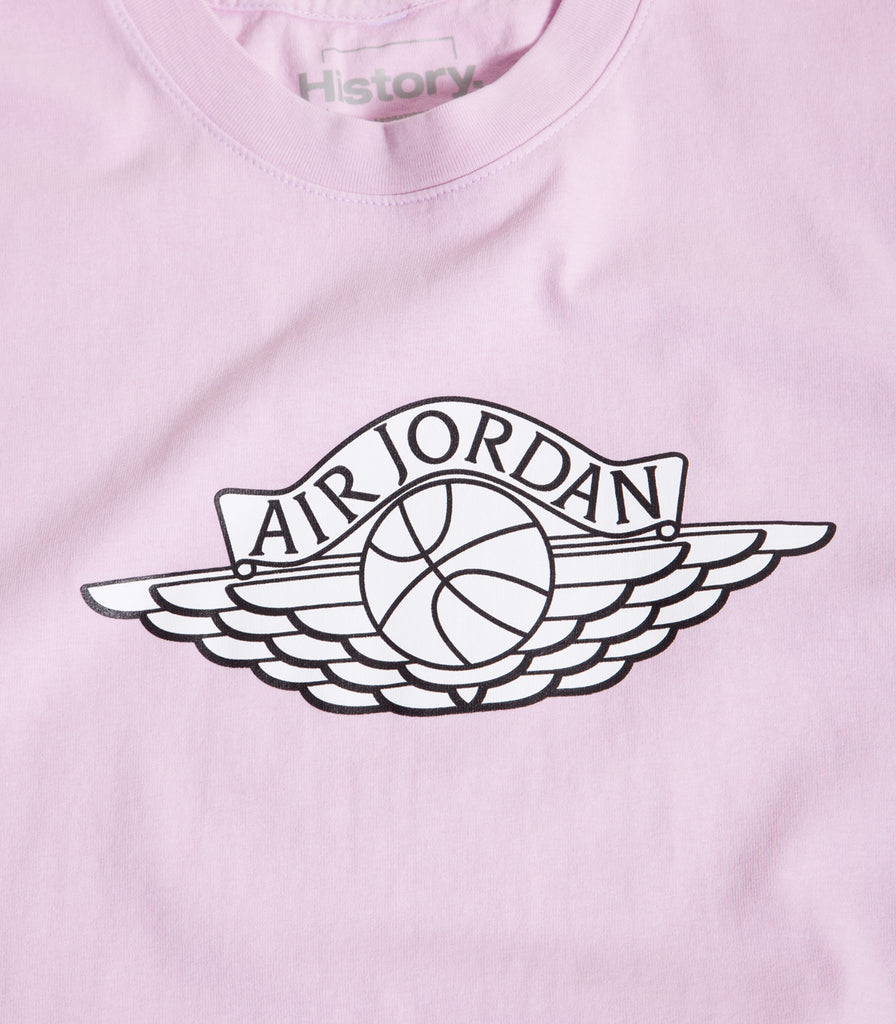 Nike SB X Jordan X Atlas Wings Logo T-Shirt