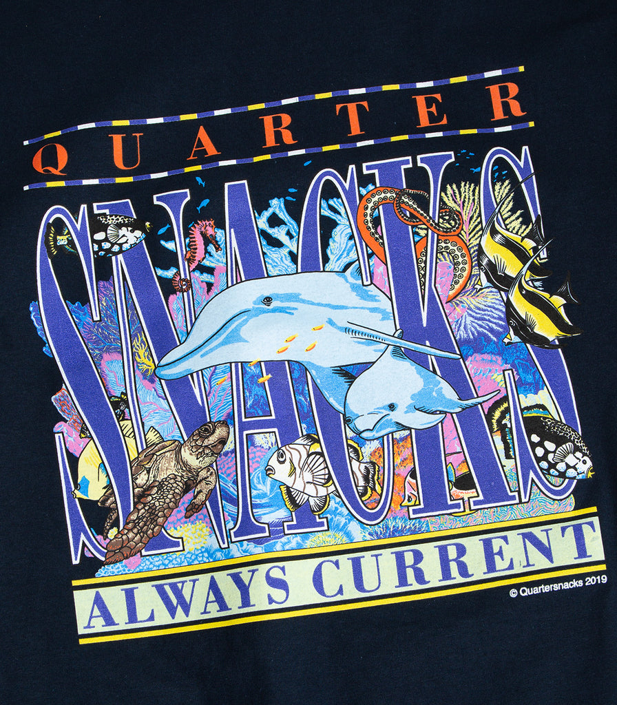 Quartersnacks Always Current T-Shirt