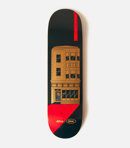 Atlas X Real 10 Year Deck