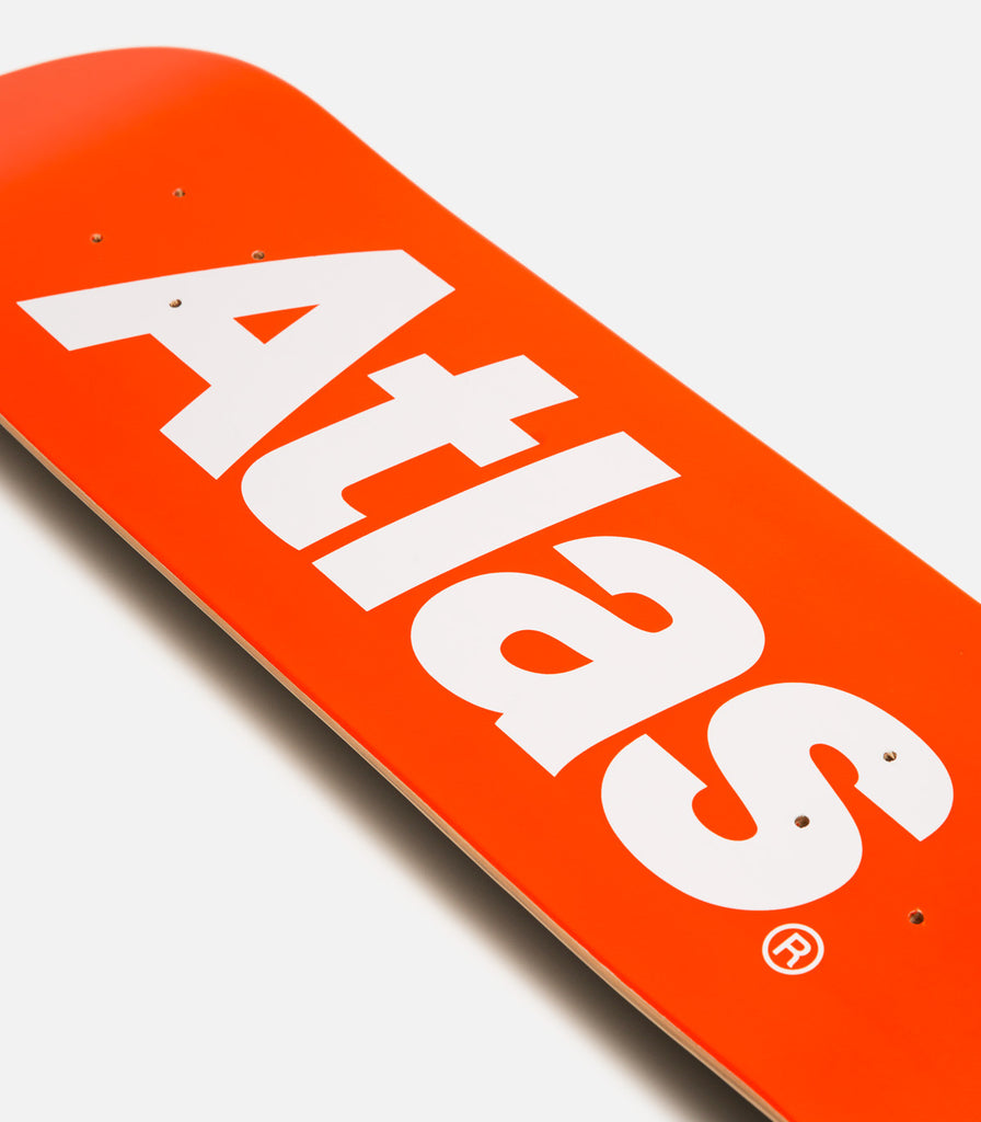 Atlas Logo Deck