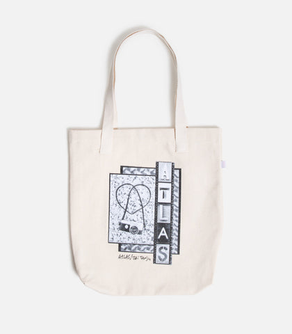 Jai Tanju For Atlas Re-Arranged Tote Bag