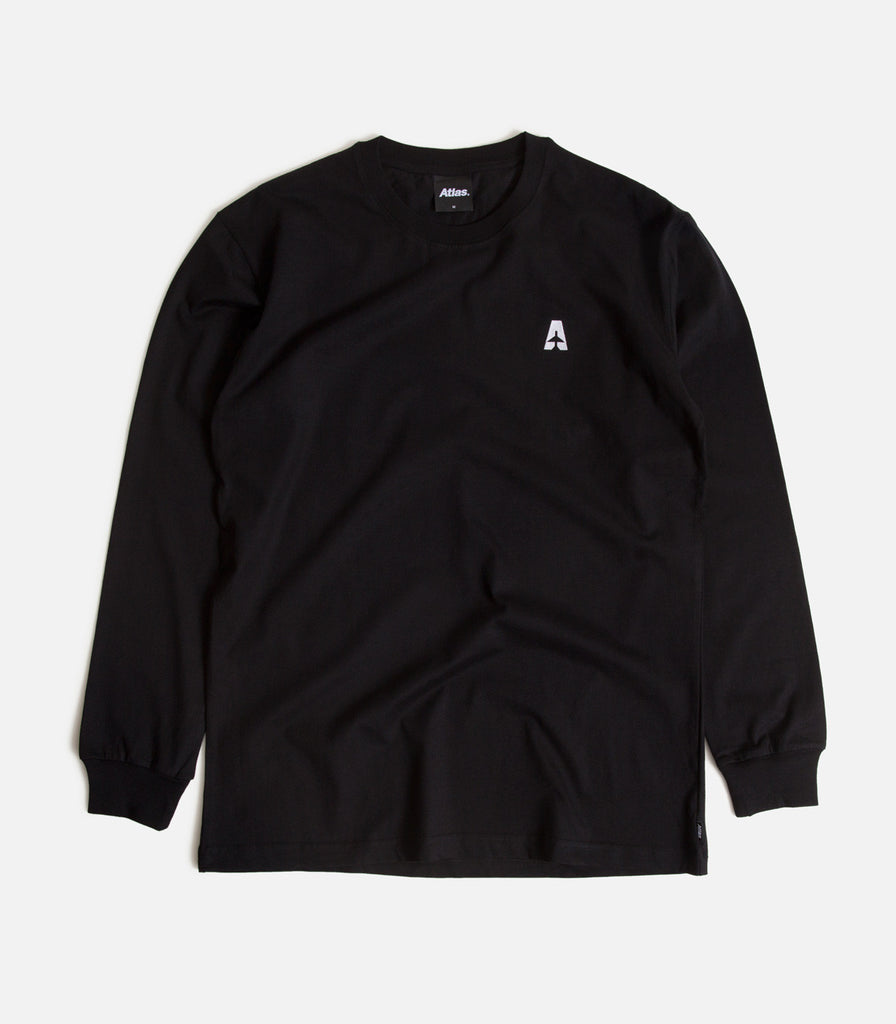 Atlas Planform A Long Sleeve T-Shirt