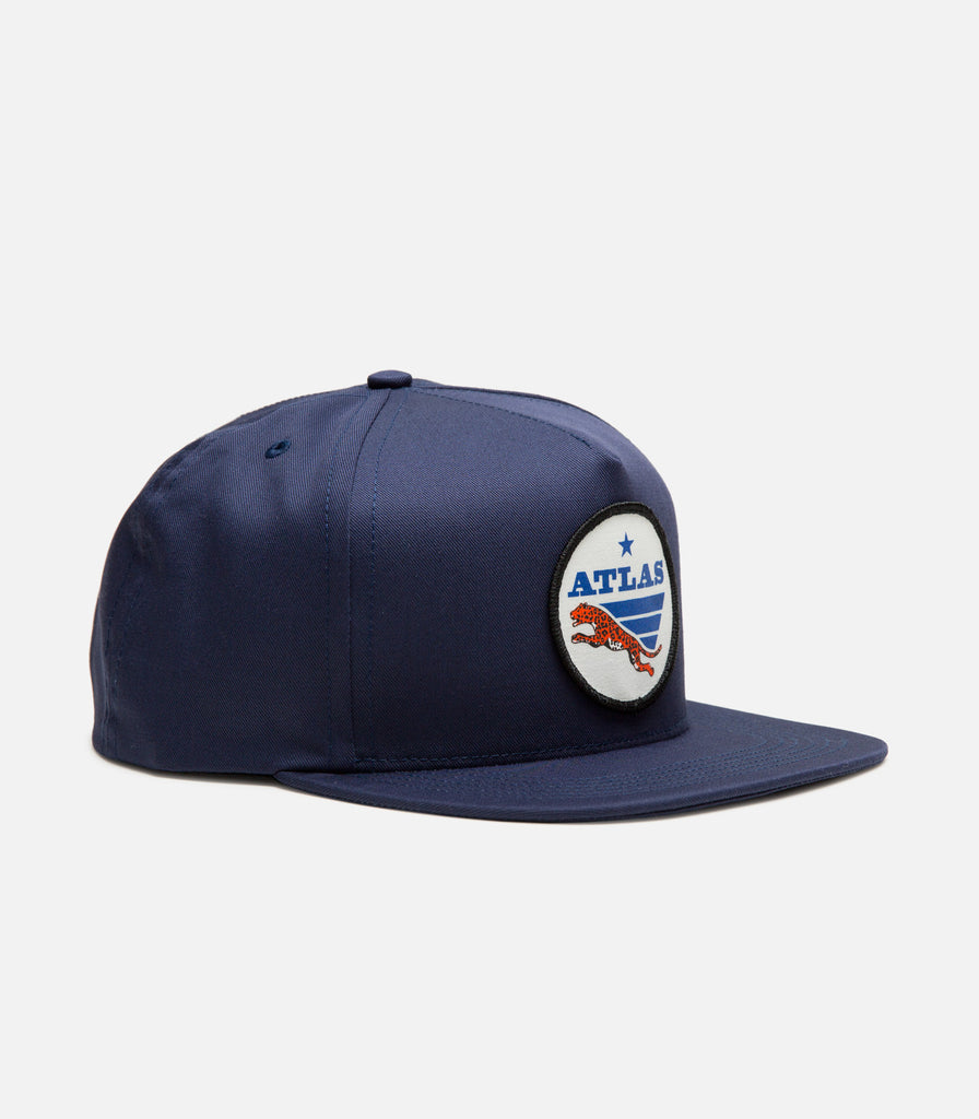 Atlas Land Speed Snapback Hat