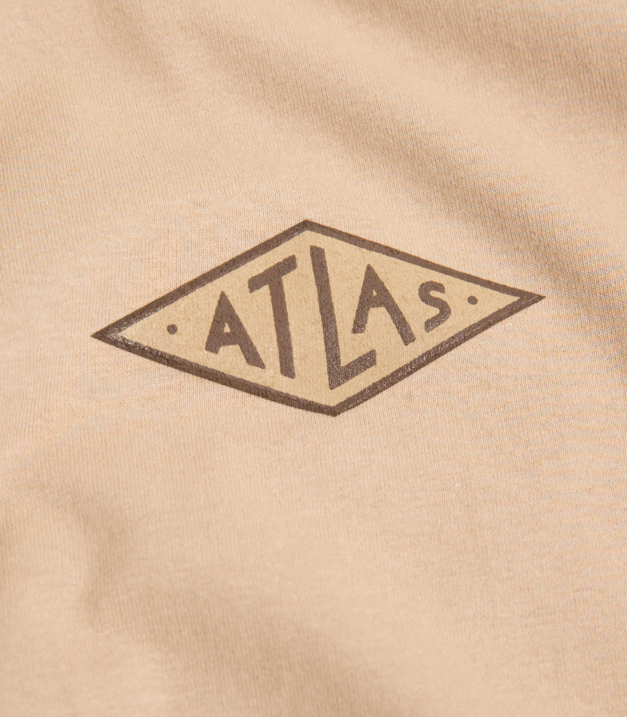 Atlas World T-Shirt