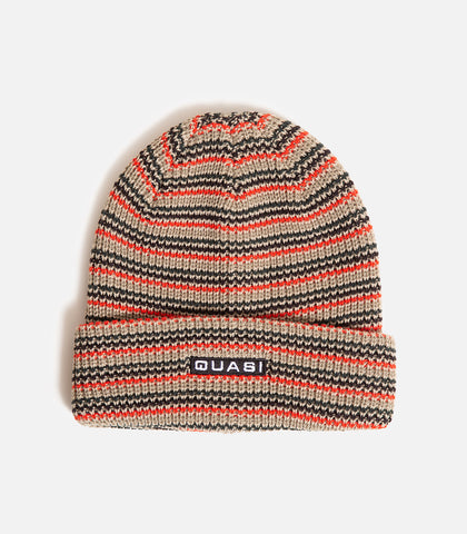 Quasi Arthur Striped Beanie