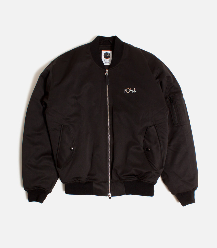 Polar Bomber Jacket