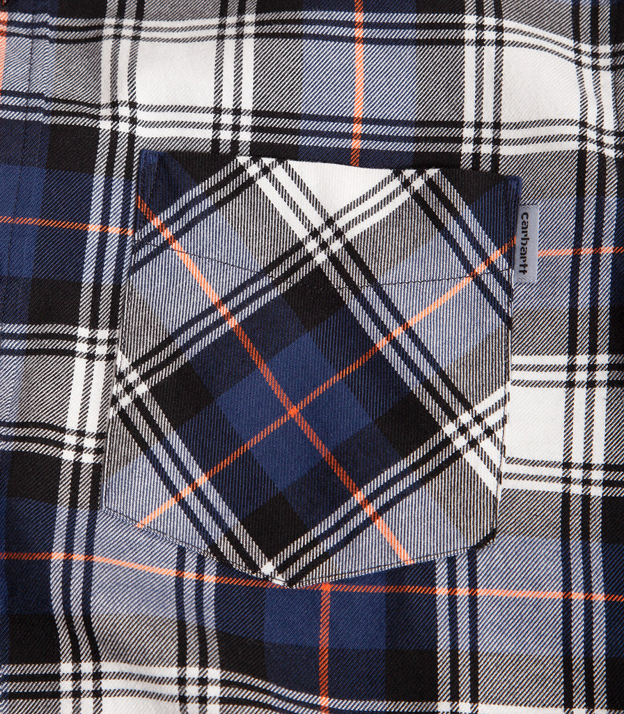 Carhartt WIP Bostwick Button Down Flannel Shirt