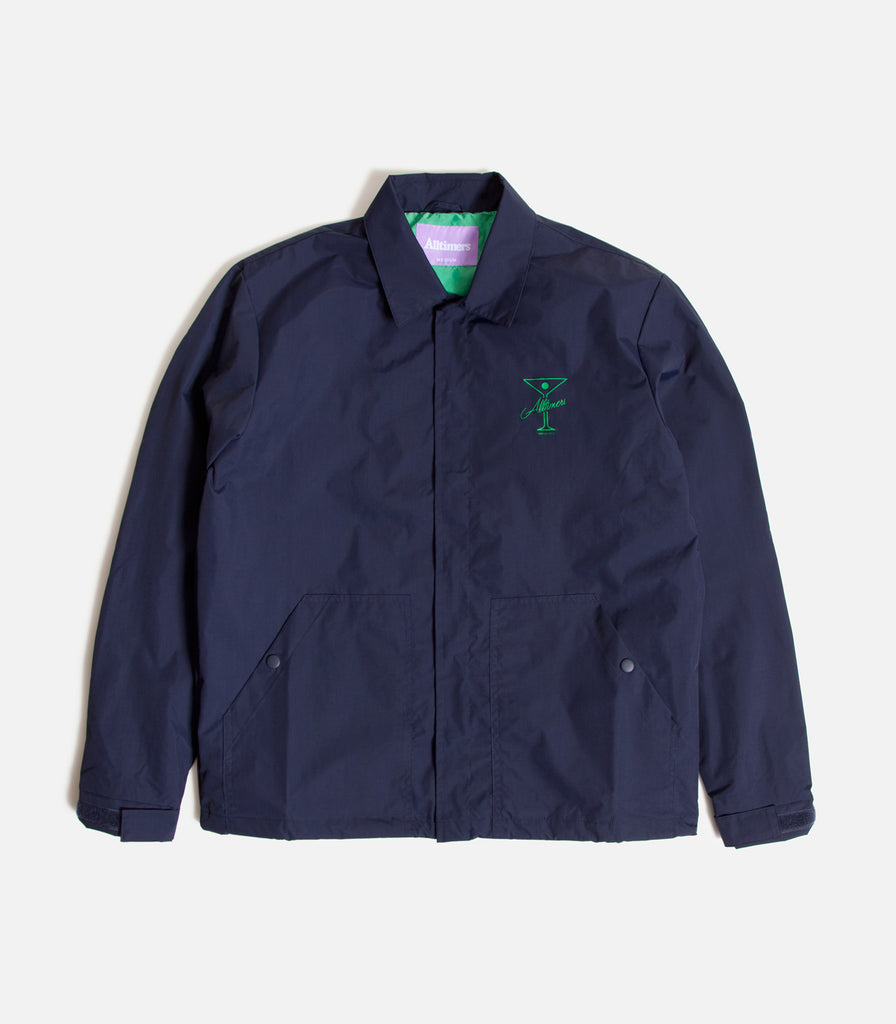 Alltimers Finesse Coaches Jacket