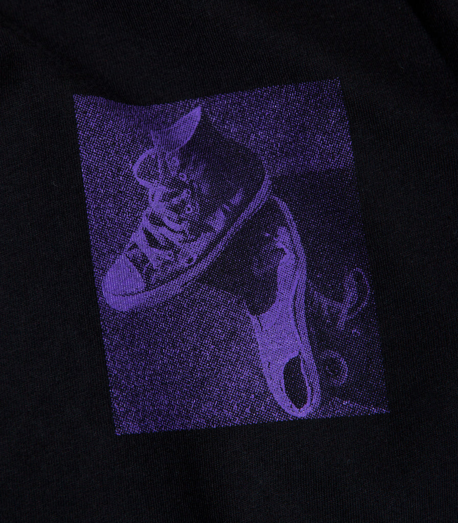 Converse Purple T-Shirt