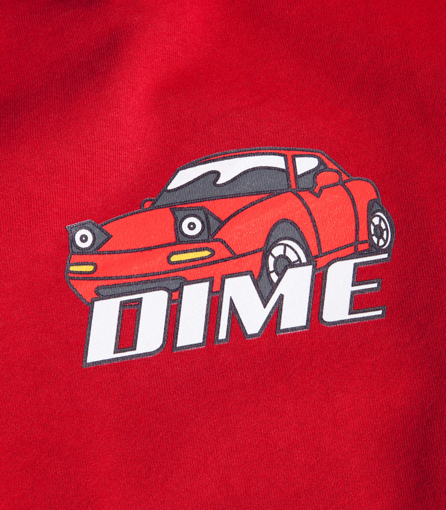 Dime Fast Looking Car Crewneck