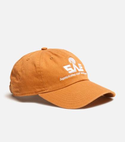 Bronze 56K SAE 6 Panel Hat