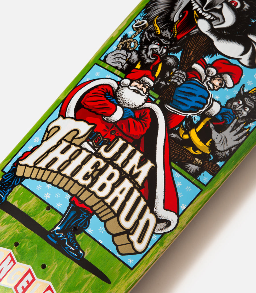 StrangeLove Skateboards Jim Thiebaud Guest Deck