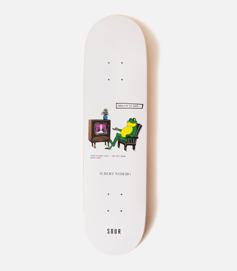 Sour Albert TV 2020 Deck