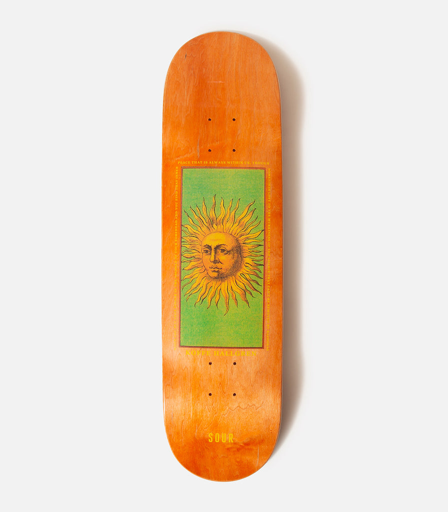 Sour Koffe Sun Poetry Deck