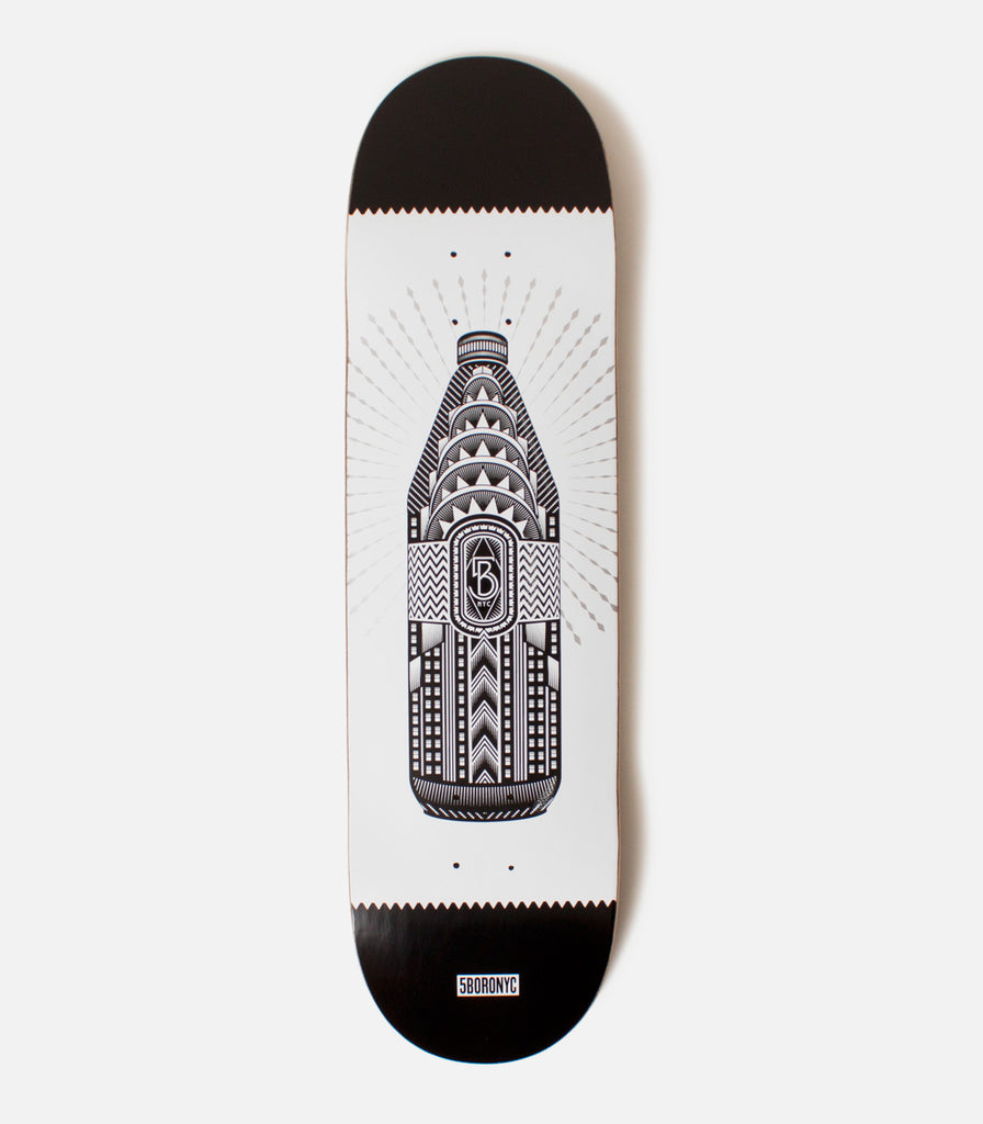 5Boro x DF 40 Oz Deck