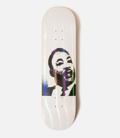 Fucking Awesome MLK Iridescent Deck