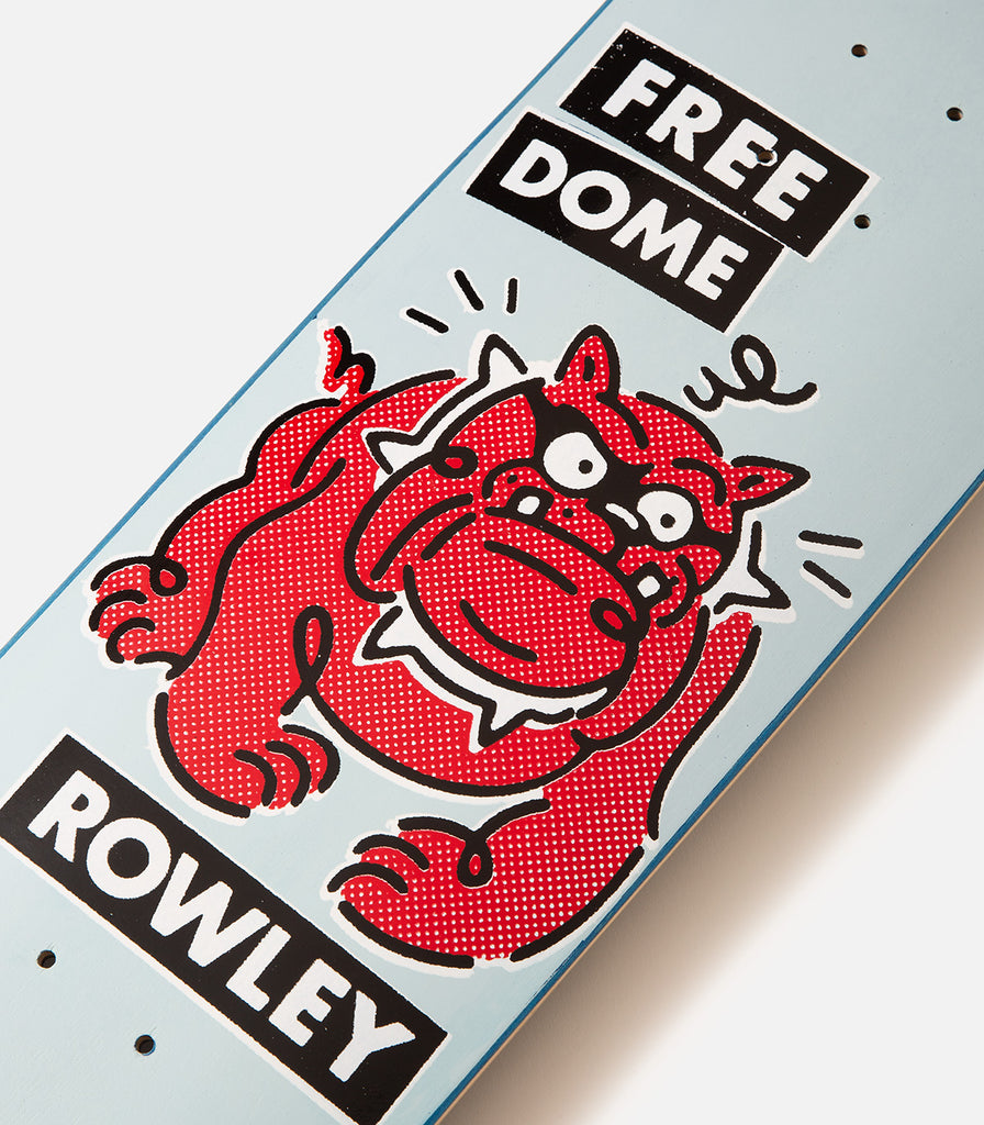 Free Dome Rowley Courage Deck