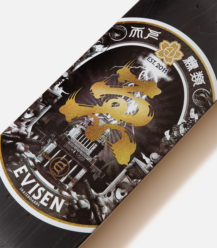 Evisen Sake Black Deck