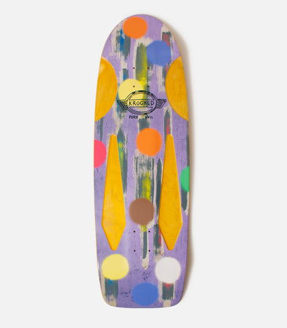 "Krooked Gonz ""Pure Evil Beemer"" Deck"