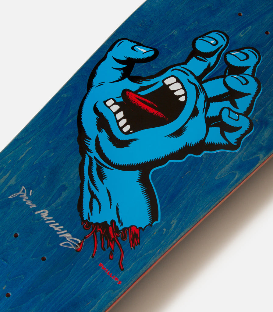 Santa Cruz Limited Edition Screaming Hand Deck