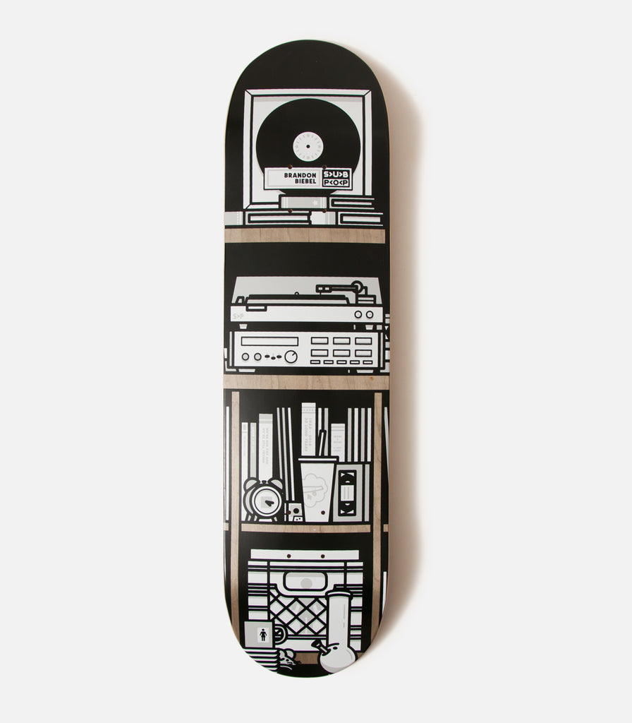 Girl Biebel Sub Pop Deck