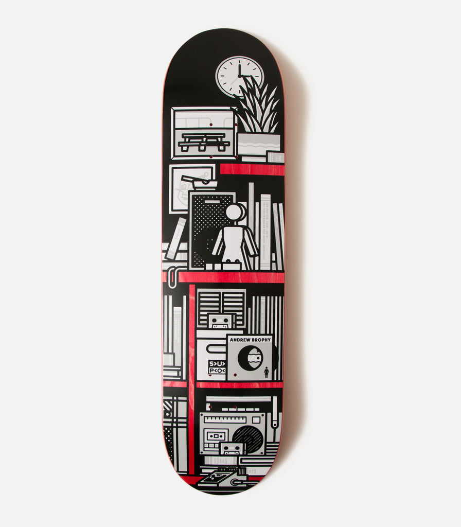 Girl Brophy Sub Pop Deck