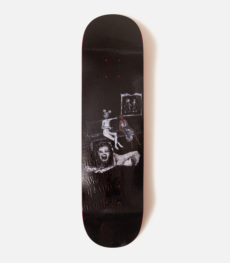 Fucking Awesome East of Eden Emboss Deck