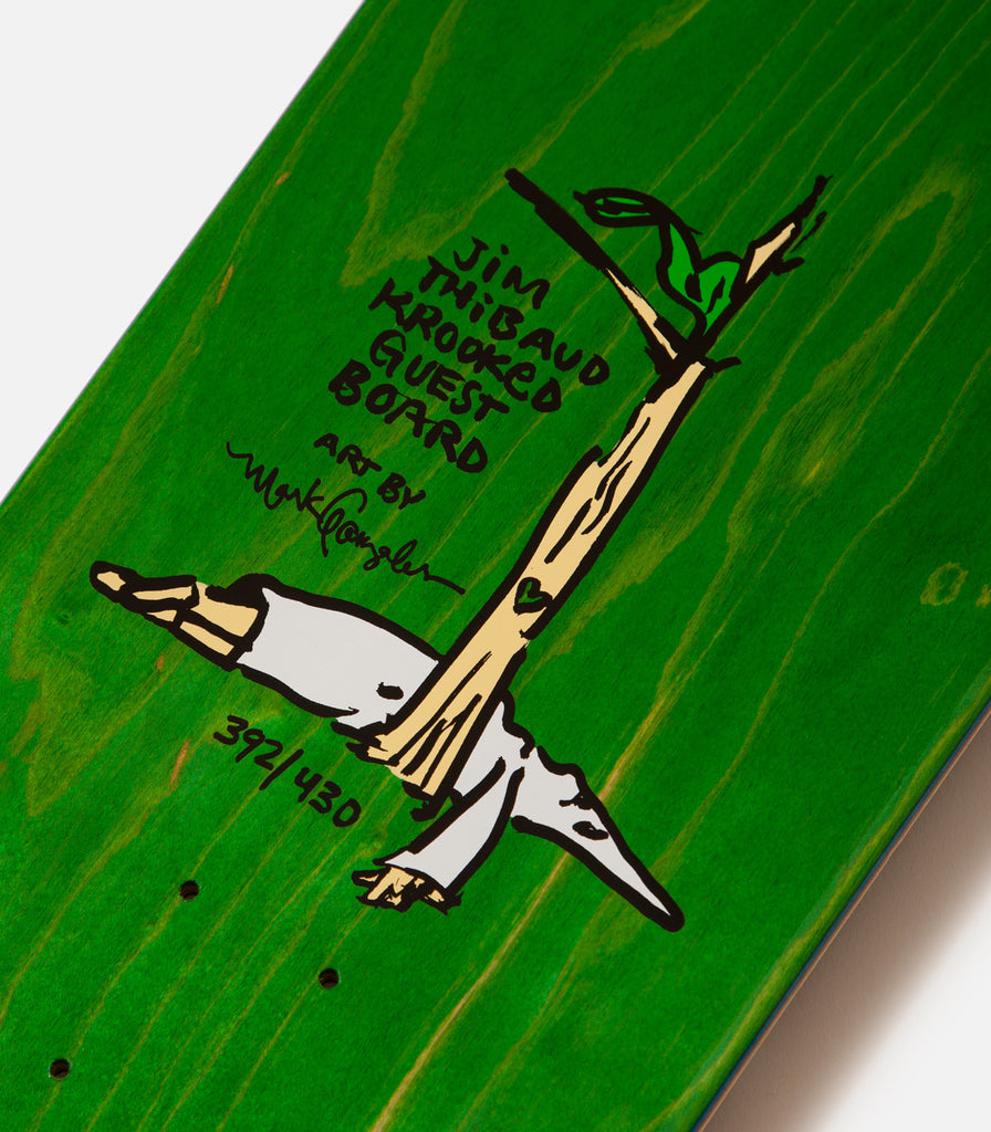 Krooked Jim Thiebaud Special Guest Deck