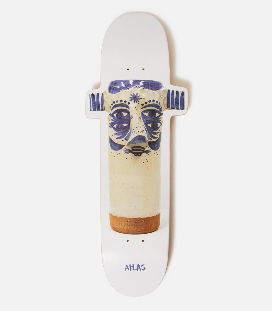 Thomas Campbell For Atlas Yar Face Ceramic Deck
