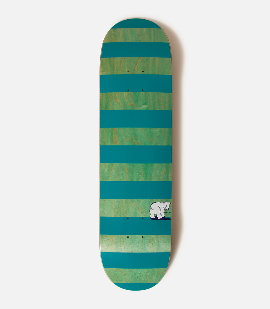 Polar X Ron Chatman Block Stripe Deck