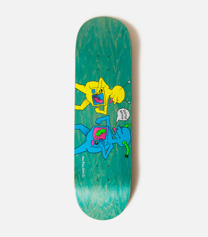 Polar X Ron Chatman Dane Brady TV Kid Deck