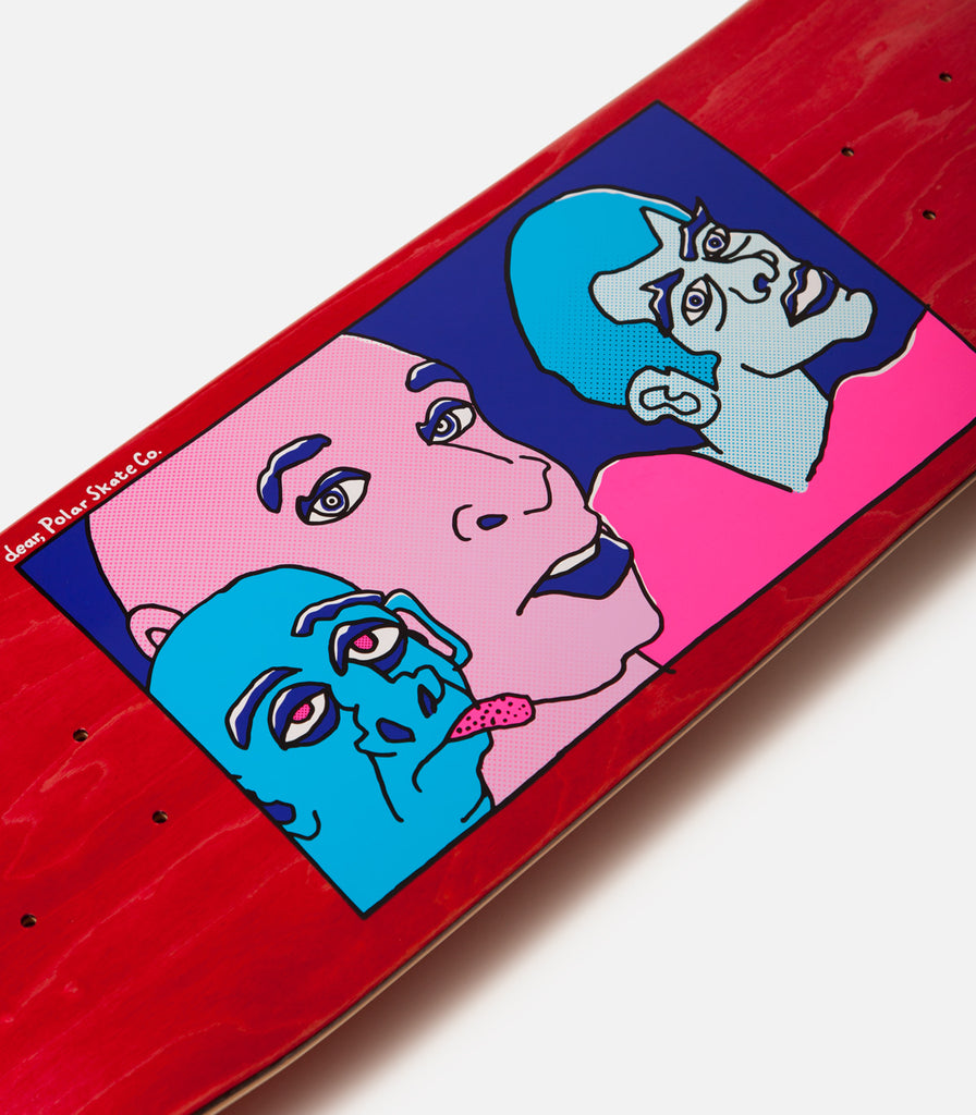 Polar X Ron Chatman Three Faces Deck