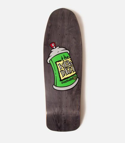 The New Deal Spray Can Deck