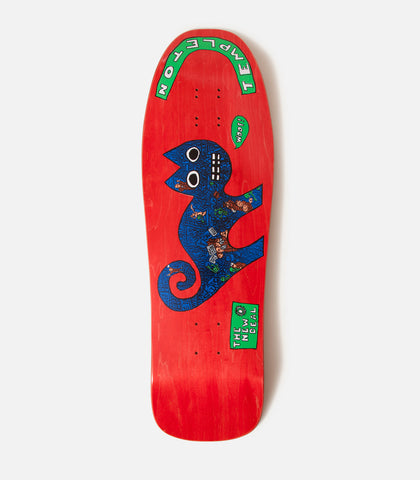 The New Deal Templeton Cat Deck