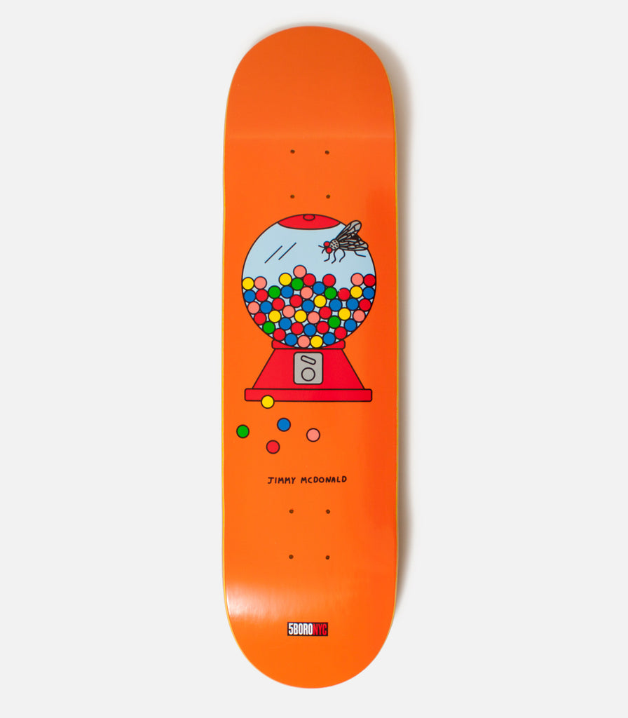 5Boro X GA Jimmy McDonald Deck