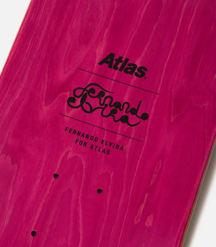 Fernando Elvira For Atlas Deck - Explore