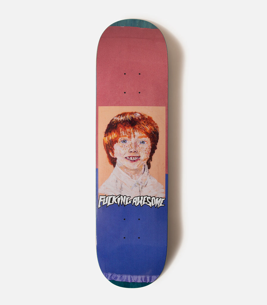 Fucking Awesome Aidan Felt Class Photo Deck