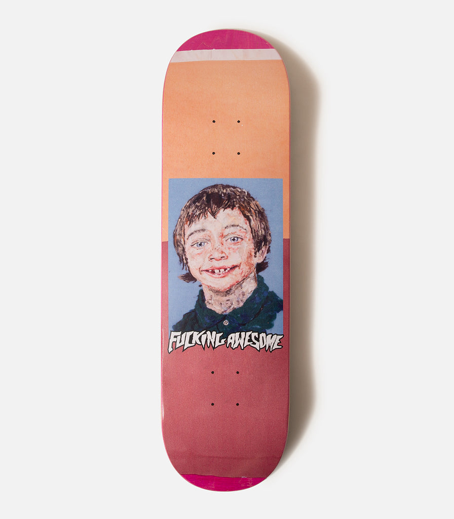 Fucking Awesome Berle Felt Class Photo Deck