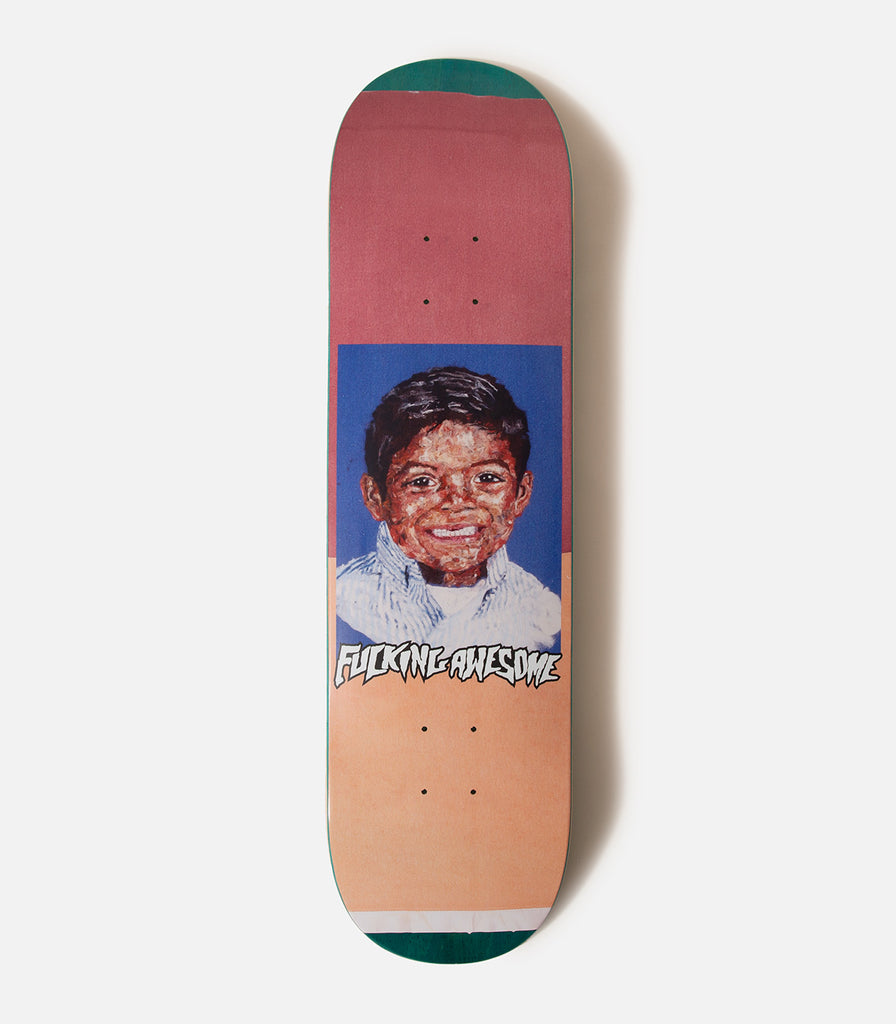 Fucking Awesome Louie Felt Class Photo Deck